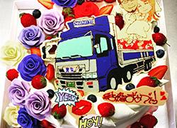 デコレーションケーキ例5